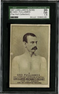 Boxing Cards:General, 1887 N269 Lorillard's #2 George Fulljames SGC 20 Fair 1.5....