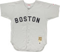 Autographs:Jerseys, Wade Boggs Signed Throwback Jersey....