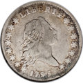 Early Half Dollars, 1795 50C 2 Leaves VF25 NGC....