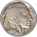 Buffalo Nickels, 1916 5C Doubled Die Obverse VG8 PCGS....