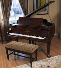 Benny Goodman Mason Hamlin Piano Model A (1926)