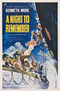 "Movie Posters:Drama, A Night to Remember (Rank, 1959). One Sheet (27"" X 41"").. ..."