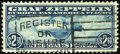 Stamps, #C15, 1930, $2.60 Blue XF 90 PSE. (Used).... (Total: 1 Slab)