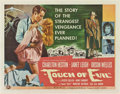 "Movie Posters:Film Noir, Touch of Evil (Universal International, 1958). Half Sheet (22"" X28"").. ..."