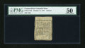 Colonial Notes:Connecticut, Connecticut October 11, 1777 4d PMG About Uncirculated 50....