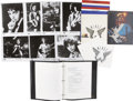 Music Memorabilia:Memorabilia, Beatles Related - Wings 1976 Tour Items.... (Total: 3 Items)