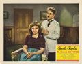 """Movie Posters:Comedy, The Great Dictator (United Artists, 1940). Lobby Card (11"""" X 14"""")....."""
