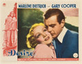 "Movie Posters:Romance, Desire (Paramount, 1936). Lobby Card (11"" X 14"").. ..."