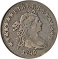 Early Dimes, 1798/97 10C 16 Stars on Reverse VF25 NGC....