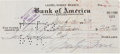 Movie/TV Memorabilia:Autographs and Signed Items, Marilyn Monroe Signed Check....