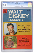 Silver Age (1956-1969):Western, Four Color #997 Walt Disney Presents - File Copy (Dell, 1959) CGCNM 9.4 Off-white pages....