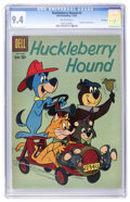 Silver Age (1956-1969):Cartoon Character, Huckleberry Hound #6 File Copy (Dell, 1960) CGC NM 9.4 Off-white pages....