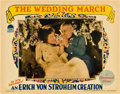 "Movie Posters:Drama, The Wedding March (Paramount, 1928). Lobby Cards (2) (11"" X 14"")..... (Total: 2 Items)"