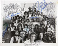 Music Memorabilia:Autographs and Signed Items, Various '70s Country Stars Signed Photo....