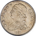 Bust Quarters, 1831 25C Small Letters MS64 PCGS....