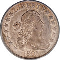 Early Half Dollars, 1805/4 50C XF45 PCGS....