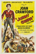 "Movie Posters:Western, Johnny Guitar (Republic, 1954). One Sheet (27"" X 41"").. ..."