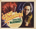 """Movie Posters:Black Films, Gang Smashers Lot ( Million Dollar Distributing Co., 1938-40).Title Lobby Cards (4) (11"""" X 14""""). ... (Total: 4 Items)"""