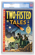 Golden Age (1938-1955):War, Two-Fisted Tales #23 Gaines File pedigree 3/10 (EC, 1951) CGC NM+9.6 White pages....