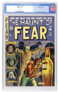 Golden Age (1938-1955):Horror, Haunt of Fear #4 Gaines File pedigree (EC, 1950) CGC NM+ 9.6Off-white pages....