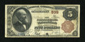 National Bank Notes:Pennsylvania, Philadelphia, PA - $5 1882 Brown Back Fr. 467 The Philadelphia NBCh. # 539. ...
