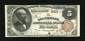 National Bank Notes:Pennsylvania, Philadelphia, PA - $5 1882 Brown Back Fr. 467 The Southwark NB Ch.# 560. ...