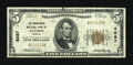 National Bank Notes:Arizona, Tucson, AZ - $5 1929 Ty. 1 The Consolidated NB Ch. # 4287. ...