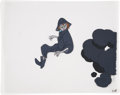 Animation Art:Production Drawing, The Rescuers Madame Medusa Animation Cel Set-Up Original Art(Disney, 1977)....