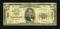 National Bank Notes:Kentucky, Paris, KY - $5 1929 Ty. 1 The First NB Ch. # 6323. ...