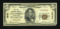National Bank Notes:Pennsylvania, Dallastown, PA - $5 1929 Ty. 1 The First NB Ch. # 6648. ...