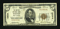 National Bank Notes:West Virginia, Weston, WV - $5 1929 Ty. 1 The Weston NB Ch. # 13634. ...