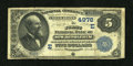 National Bank Notes:Pennsylvania, New Bethlehem, PA - $5 1882 Date Back Fr. 534 The First NB Ch. # (E)4978. ...