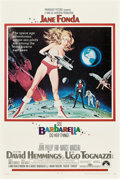 "Movie Posters:Science Fiction, Barbarella (Paramount, 1968). One Sheet (27"" X 41"").. ..."