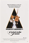 """Movie Posters:Science Fiction, A Clockwork Orange (Warner Brothers, 1971). One Sheet (27"""" X 41"""").. ..."""
