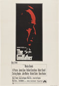 "Movie Posters:Crime, The Godfather (Paramount, 1972). British One Sheet (27"" X 39.5"")....."