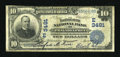 National Bank Notes:Pennsylvania, Philadelphia, PA - $10 1902 Date Back Fr. 617 The Northwestern NBCh. # (E)3491. ...