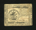 Colonial Notes:Continental Congress Issues, Continental Currency May 9, 1776 $5 Extremely Fine....