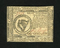 Colonial Notes:Continental Congress Issues, Continental Currency February 17, 1776 $8 New....