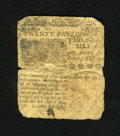 Colonial Notes:Delaware, Delaware May 1, 1758 20s About Good....