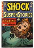 Golden Age (1938-1955):Horror, Shock SuspenStories #15 (EC, 1954) Condition: VF+....