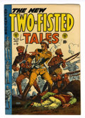 Golden Age (1938-1955):War, Two-Fisted Tales #38 (EC, 1954) Condition: VF+....