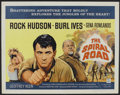 "Movie Posters:Adventure, The Spiral Road (Universal, 1962). Half Sheet (22"" X 28"").Adventure.. ..."