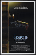 """Movie Posters:Horror, House II: The Second Story (New World, 1987). One Sheet (27"""" X 41""""). Horror.. ..."""