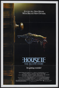 """House II: The Second Story (New World, 1987). One Sheet (27"""" X 41""""). Horror"""