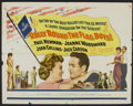 "Movie Posters:Comedy, Rally 'Round the Flag, Boys! (20th Century Fox, 1959). Half Sheet (22"" X 28""). Comedy.. ..."