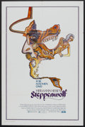 "Movie Posters:Drama, Steppenwolf (D/R Films, 1974). One Sheet (27"" X 41""). Drama.. ..."