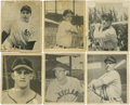 Baseball Cards:Sets, 1948 Bowman Baseball Near Set (41/48). ...