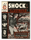 Magazines:Crime, Shock Illustrated #1 (EC, 1955) Condition: FN/VF....