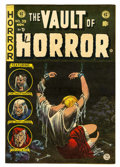 Golden Age (1938-1955):Horror, Vault of Horror #39 (EC, 1954) Condition: VF....