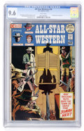 Bronze Age (1970-1979):Western, All-Star Western #10 Slobodian pedigree (DC, 1972) CGC NM+ 9.6 White pages....